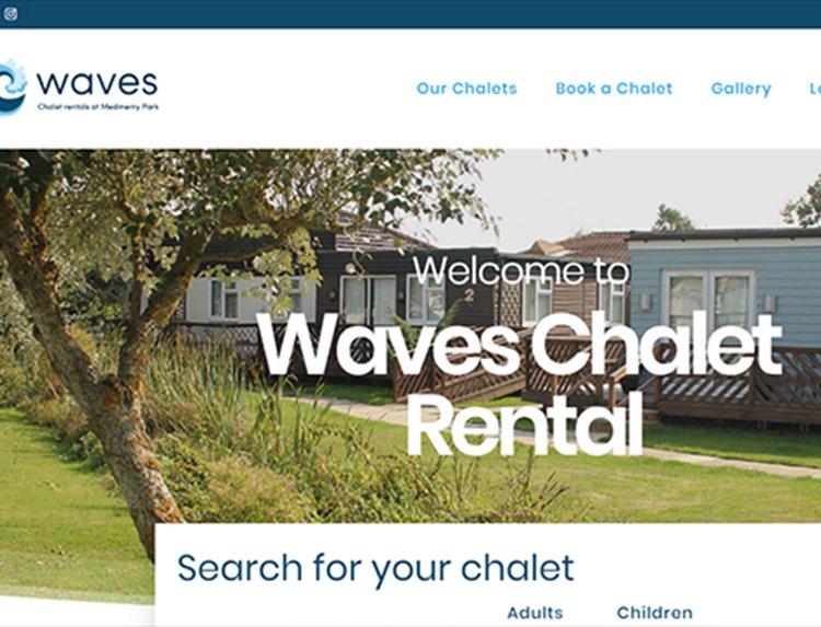 Waves Chalet Rental