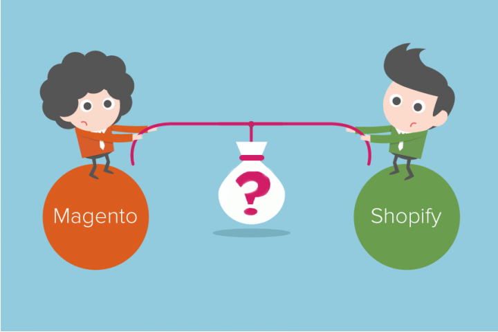 Shopify Vs Magento: Which Should You Go For?