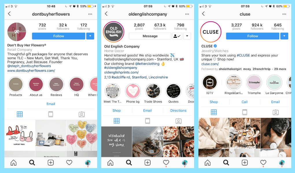 Instagram as Alternative to Google Plus