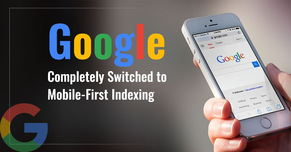 Google Mobile-First Indexing Best Practices You Need To Know in 2021